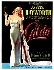 Affiche Gilda