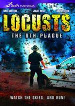 Affiche Locusts : la huitième plaie
