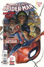 Couverture The Amazing Spider-Man: Amazing Grace