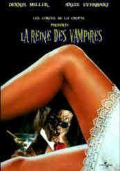 Affiche La reine des vampires
