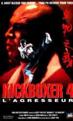 Affiche Kickboxer 4 : L'Agresseur