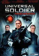 Affiche Universal Soldier : Regeneration