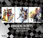 Pochette Kingdom Hearts Birth by Sleep & 358/2 Days Original Soundtrack (OST)