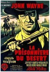 Affiche La Prisonnière du désert