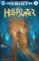 Couverture The Hellblazer (2016 - Present)