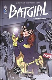 Couverture Bienvenue à Burnside - Batgirl, tome 1