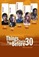 Affiche Things to Do Before You're 30