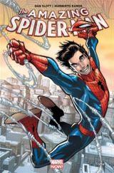 Couverture Une Chance d'être en vie - Amazing Spider-Man (2014), tome 1