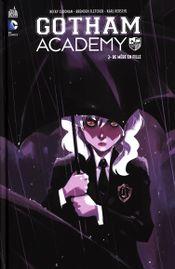 Couverture De mère en fille - Gotham Academy, tome 2