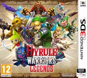 Jaquette Hyrule Warriors Legends