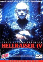 Affiche Hellraiser IV