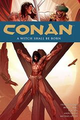 Couverture A Witch Shall be Born - Conan, tome 20