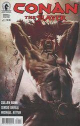 Couverture Conan the Slayer (2016 - 2017)