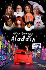 Affiche Adam Green's Aladdin