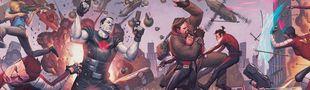 Cover Guide de lecture chronologique de l'univers Valiant chez Bliss Comics
