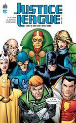 Couverture Justice League International, volume 1