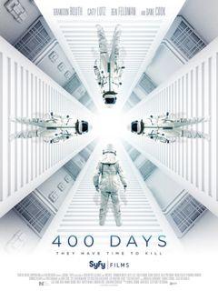 Affiche 400 Days