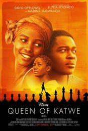 Affiche La Dame de Katwe