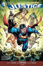 Couverture Justice League Vol. 6: Injustice League