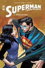 Couverture Révélations - Superman : L'Homme de demain, tome 2