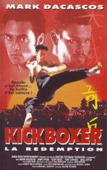 Affiche Kickboxer : La Rédemption