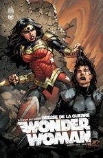 Couverture Wonder Woman : Déesse de la guerre, tome 2