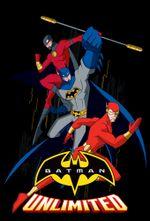 Affiche Batman Unlimited