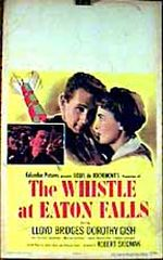 Affiche Whistle at easton falls