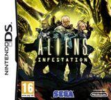 Jaquette Aliens : Infestation