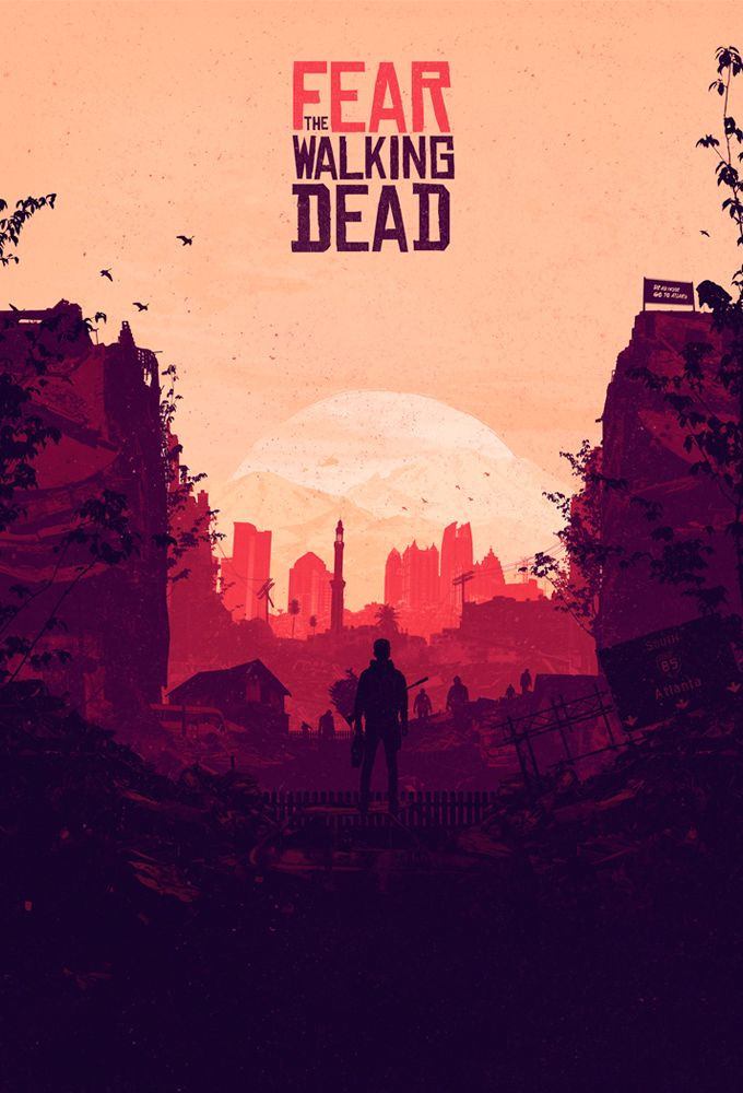 Affiches posters et images de fear the walking dead 2015 - Walking dead livre de poche ...