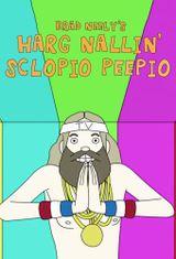 Affiche Brad Neely's Harg Nallin Sclopio Peepio