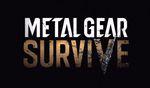 Jaquette Metal Gear Survive