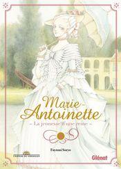 Couverture Marie-Antoinette, La jeunesse d'une reine
