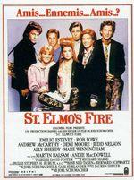 Affiche St. Elmo's Fire