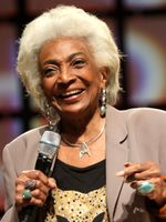 Photo Nichelle Nichols