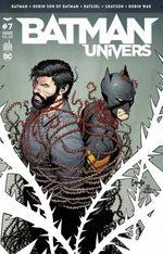 Couverture Batman Univers #7