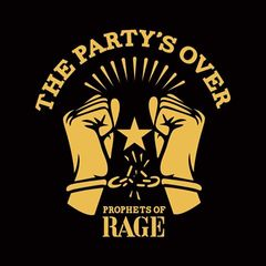 Pochette The Party's Over (EP)