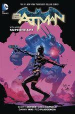Couverture Batman Vol. 8: Superheavy
