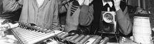 Cover Vibraphones et marimbas