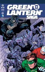 Couverture Green Lantern Saga #33 - Godhead 2ème Partie