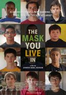 Affiche The Mask You Live In