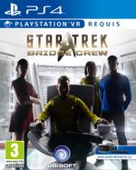 Jaquette Star Trek : Bridge Crew