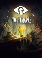 Jaquette Little Nightmares