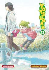 Couverture Yotsuba&, tome 13