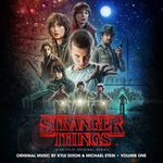 Pochette Stranger Things, Vol. 1 (A Netflix Original Series Soundtrack) (OST)