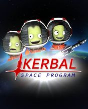 Jaquette Kerbal Space Program