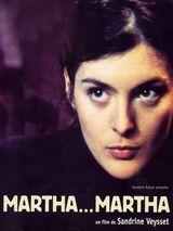 Affiche Martha... Martha