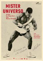 Affiche Mister Universo