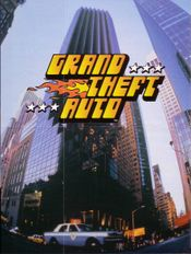 Jaquette Grand Theft Auto
