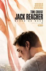 Affiche Jack Reacher : Never Go Back